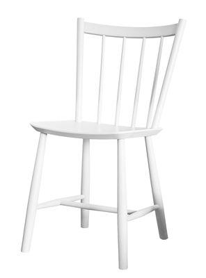 Sedia J41 di Hay - Bianco | Made In Design