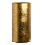 Abat-jour Ball / Ø 25 x H 50 cm - Feuille d'or - Pols Potten doré en métal