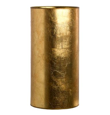 Luminaire - Lampes de table - Abat-jour Ball / Ø 25 x H 50 cm - Feuille d'or - Pols Potten - Doré - Feuille d'or, PVC
