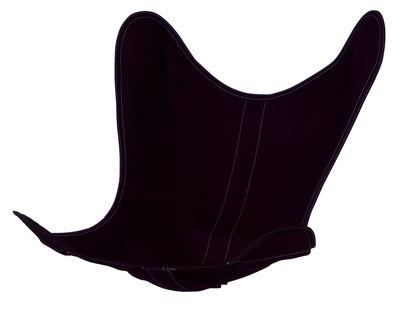Housse Coton OUTDOOR / Pour fauteuil AA Butterfly - AA-New Design violet en tissu