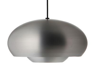 Champ Pendelleuchte / Ø 37,5 cm - Frandsen - Aluminium Gebürstet
