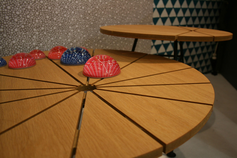 Table basse bam bam ok design pour sentou edition noir made in design - Sentou table basse ...