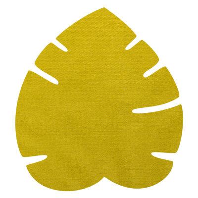 Déco - Tapis - Tapis d'extérieur Feuille / 66 x 58 cm - Fermob - Ananas - PVC