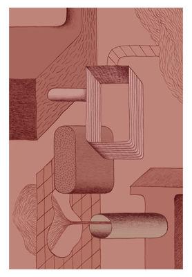 Interni - Tappeti - Tappeto Station - / 200 x 300 cm - Edizione limitata 20 anni MID di Made in design Editions - Station - Poliammide