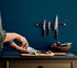 Nordic Kitchen Chefmesser / Damaszenerstahl & Pakkaholz - Eva Solo