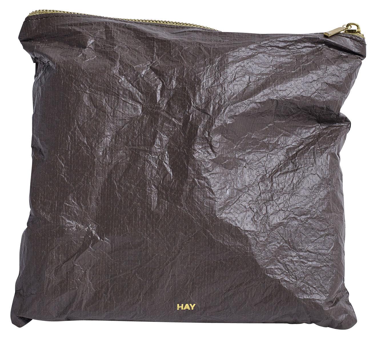 Accessoires - Taschen, Kulturbeutel und Geldbörsen - Packing Essentials Federmappe / Medium - Tyvek - Hay - Kaffee - Tyvek