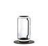 Lampe à poser Noctambule Cylindre n°1 / LED - Ø 25 x H 50 cm - Flos