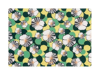 Tableware - Napkins & Tablecloths - L'Americana La Double J Placemat - / 42 x 30 cm by Kartell - Ninfea - PMMA