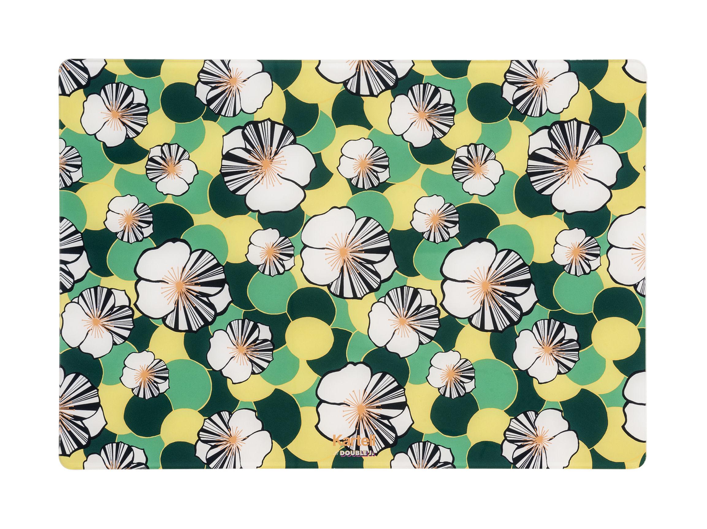 Tavola - Tovaglie e Tovaglioli - Set da tavola L'Americana La Double J - / 42 x 30 cm di Kartell - Ninfea - PMMA