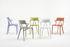A.I Stapelbarer Sessel / Durch künstliche Intelligenz entworfen - Kartell