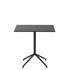 Still Café Table - / 75 x 65 cm x H 73 cm - Linoleum by Muuto