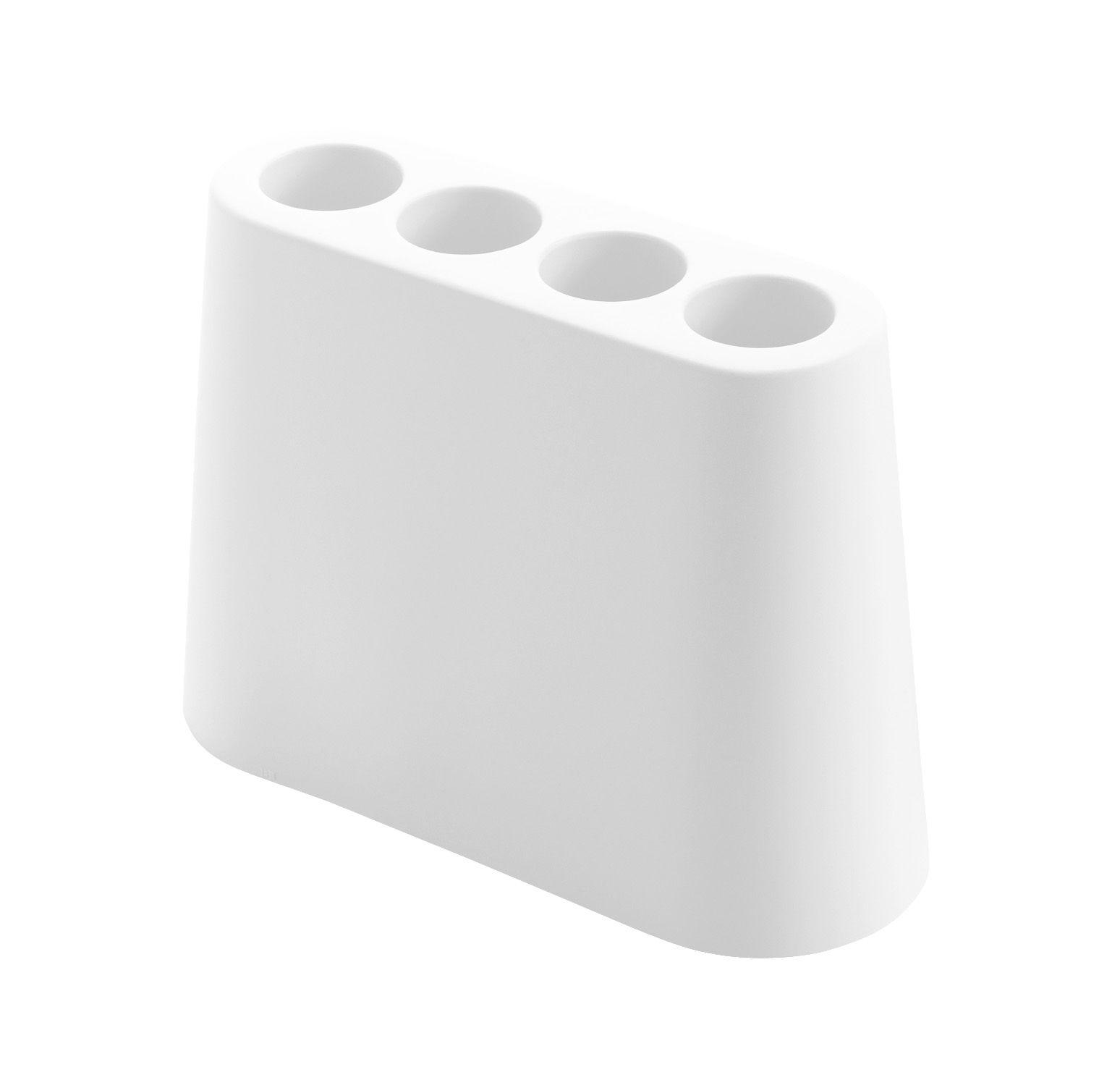 Decoration - Boxes & Baskets - Aki Umbrella holder by B-LINE - White - Polythene
