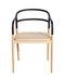 Dojo Armchair - / Beech & steel by Petite Friture