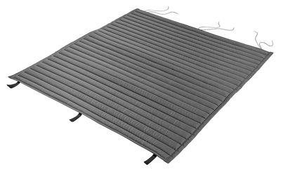 Coussin intégral / Pour canapé droit Palissade Lounge - Hay gris en tissu