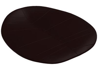 Coussin d'assise / Pour chaise Leaf - Arper moka en matière plastique