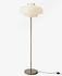 Copenhague SC14 Floor lamp - / Ø 50 cm - H 150 cm - Verre by &tradition