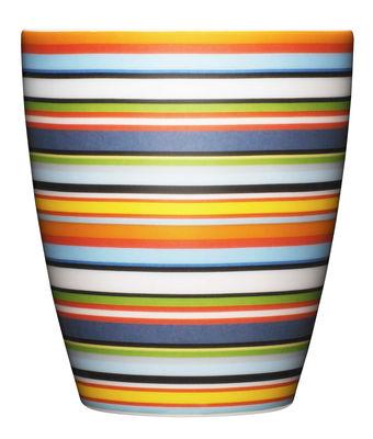 Mug Origo - Iittala orange en céramique