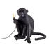Monkey Sitting Table lamp - / Outdoor - H 32 cm by Seletti
