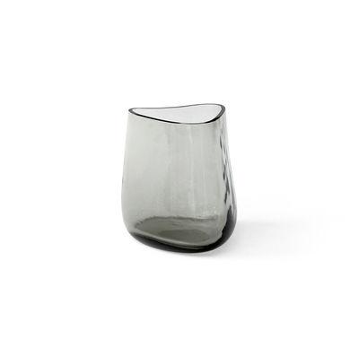 Déco - Vases - Vase Collect SC66 / H 16 cm - Verre soufflé bouche - &tradition - H 16 cm / Gris (Shadow) - Verre soufflé bouche