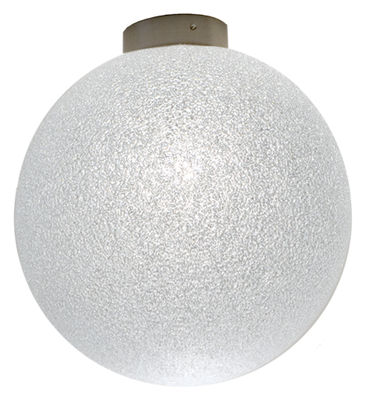 Applique IceGlobe / Plafonnier - Lumen Center Italia blanc en métal