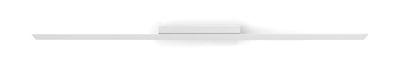 Applique Lineal LED / L 86 cm - Carpyen blanc en métal