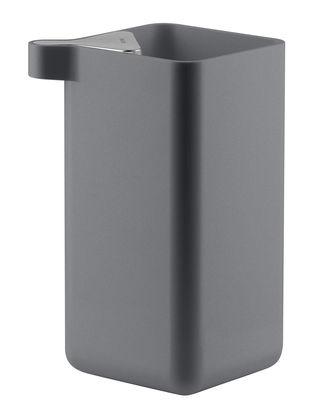 Accessori moda - Accessori bagno - Dispenser per sapone Soap 'N Tidy - / Vaso multifunzione di Eva Solo - Grigio - ABS