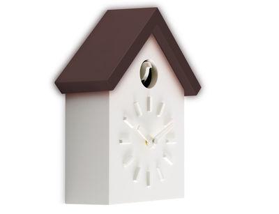 Déco - Horloges  - Horloge murale Cu-Clock à coucou - Magis - Marron - ABS