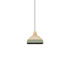 Grass XS Pendant - / Ø 26 x H 18 cm - Hand-braided abaca by Forestier