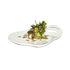 Planche Organique Ted / Céramique - 31 x 22 cm - Dutchdeluxes