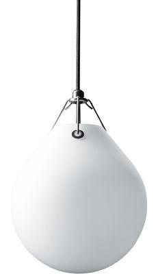 Suspension Moser Ø 18,5 cm - Louis Poulsen blanc en verre