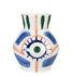 Vase Vase Baariq / Peint à la main - & klevering