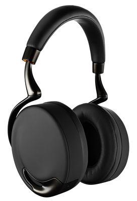 Accessori - Altoparlante & suono - Casco audio senza fili Zik - by Starck di Parrot - Nero / Bronzo - Espanso, Materiale plastico