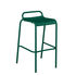 Luxembourg High stool - / Aluminium - H 78 cm by Fermob