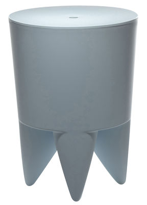 Mobilier - Mobilier Ados - Tabouret New Bubu 1er / Coffre - Plastique - XO - Bleu ciel - Polypropylène