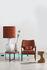 Tavolino d'appoggio Double Arch - / Tavolo da appoggio - legno scolpito a mano di Pols Potten