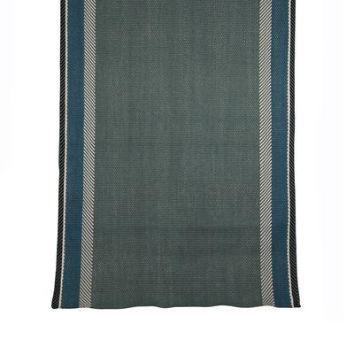 Bande à part Teppich / 200 x 300 cm - Maison Sarah Lavoine - Blue Sarah,Thé de Chine