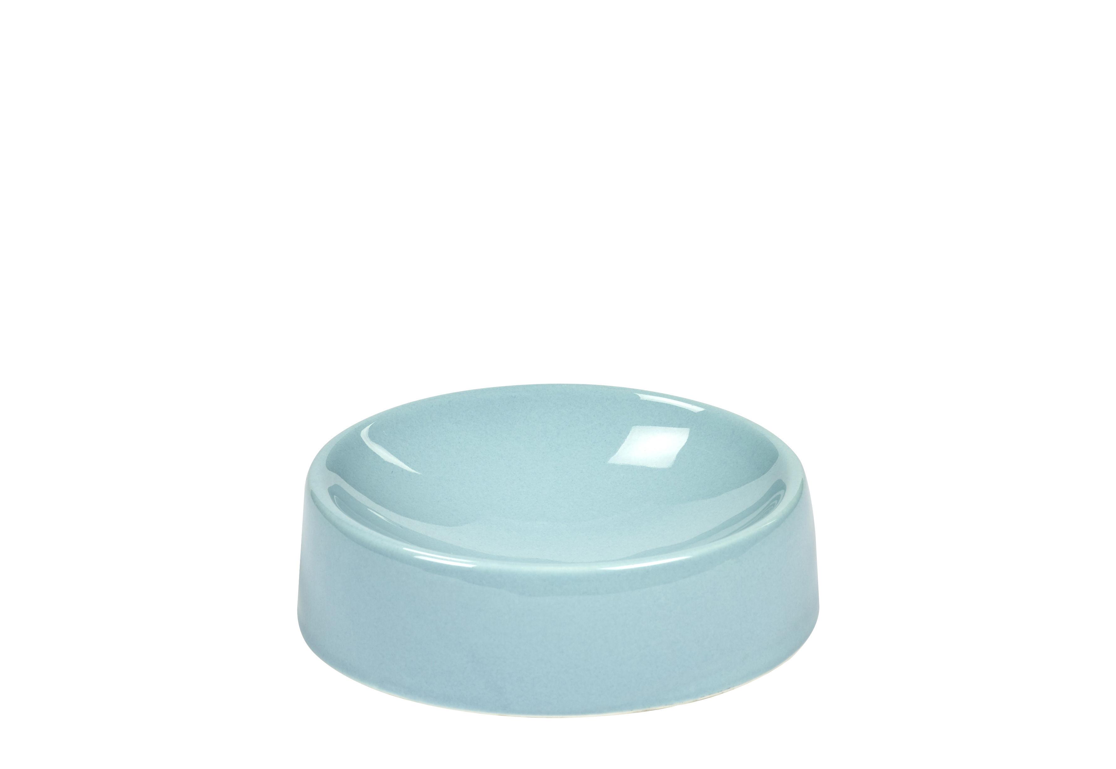 Tischkultur - Tassen und Becher - San Pellegrino Untertasse / flach - Ø 12 cm - Serax - Blau - Porzellan