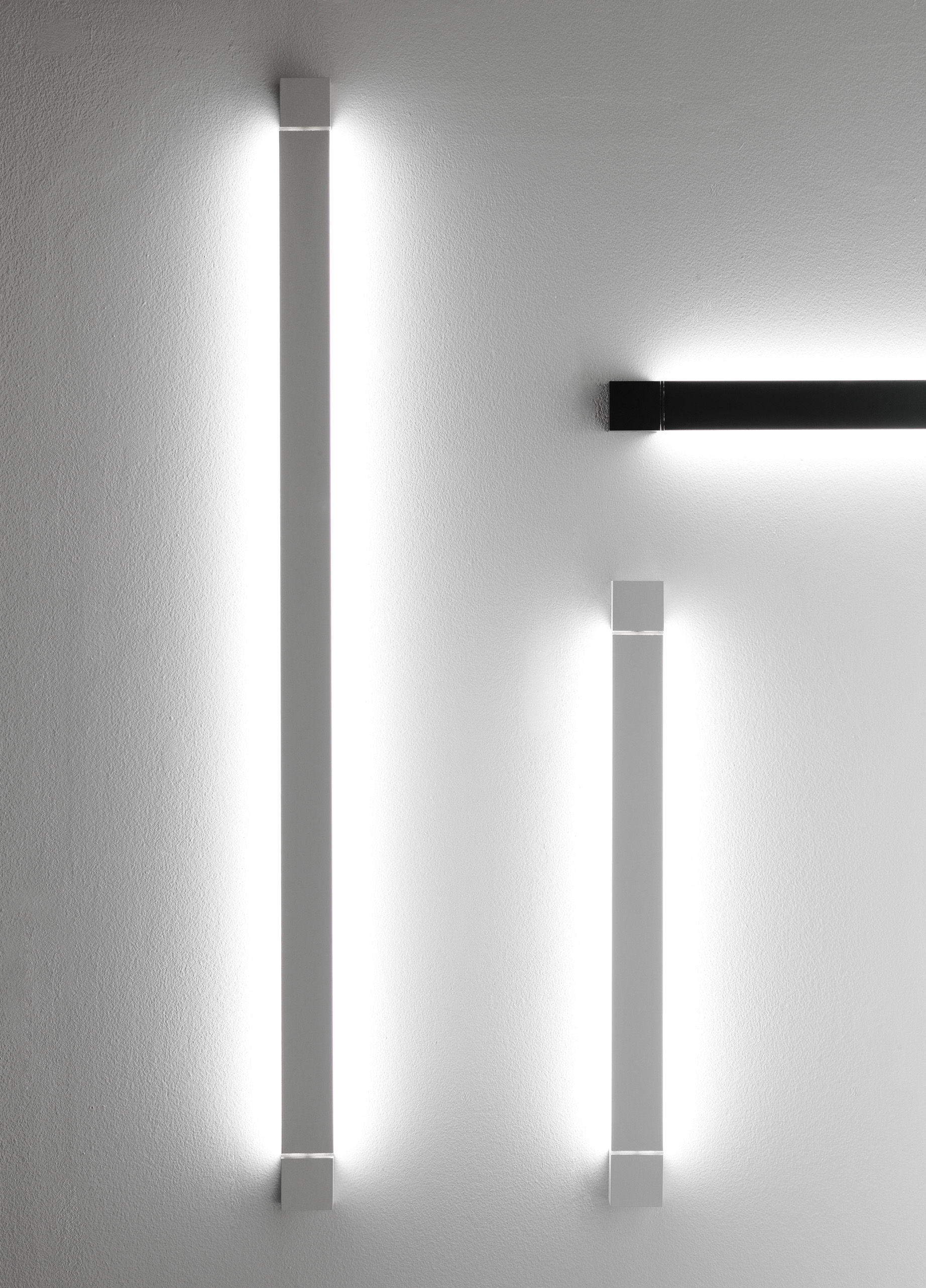 Wall Light Pivot Led By Fabbian Grey Made In Design Uk