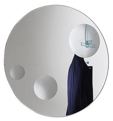 Decoration - Mirrors - Celeste Wall mirror - / Ø 110 cm by Glas Italia - Ø 110 cm / Mirror - Glass
