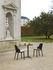 Allez OUTDOOR Chair - / Cane effect by Normann Copenhagen