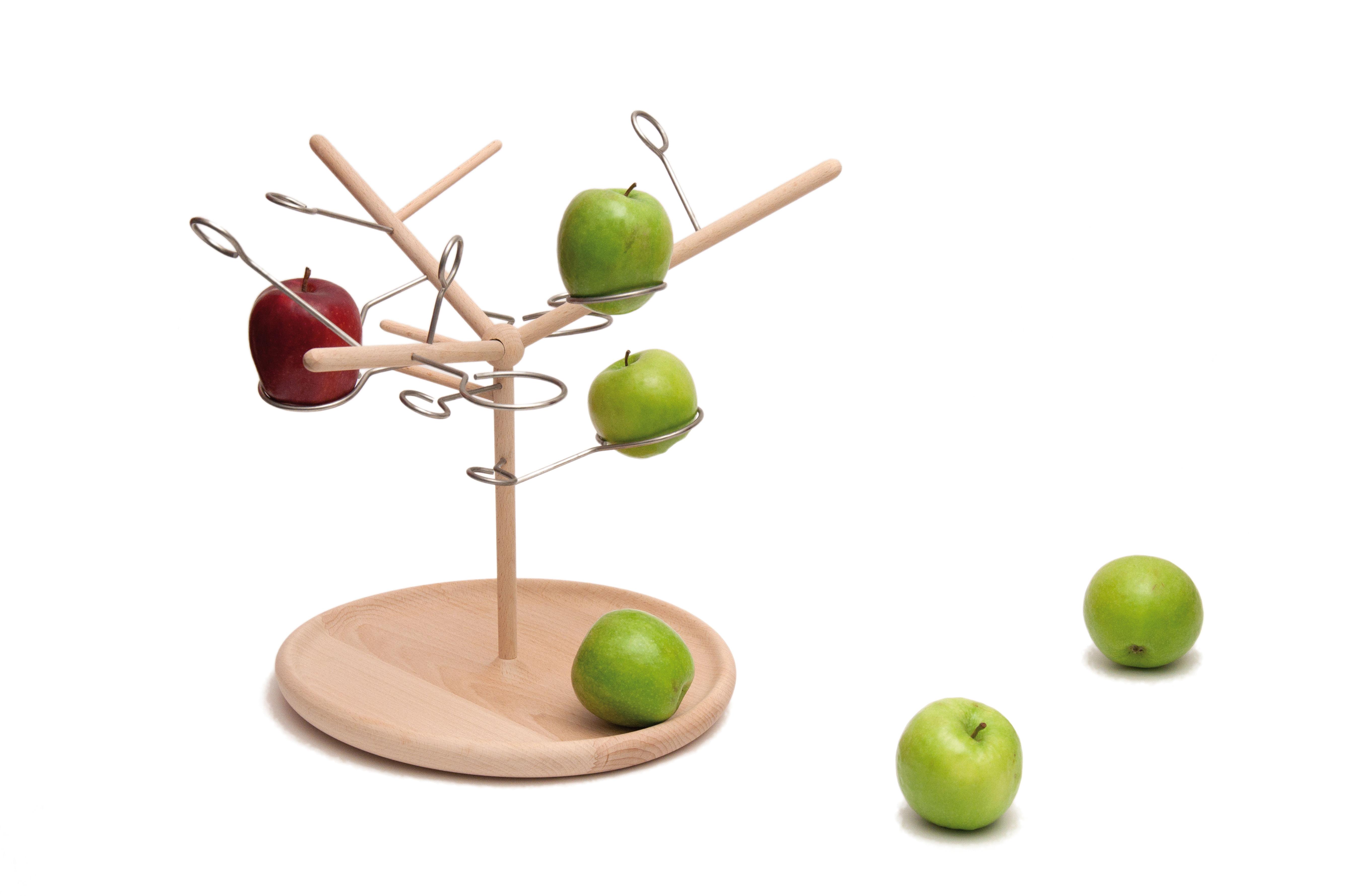 Fruit Boom Fruit holder - Fruit holder Beech & steel by Y