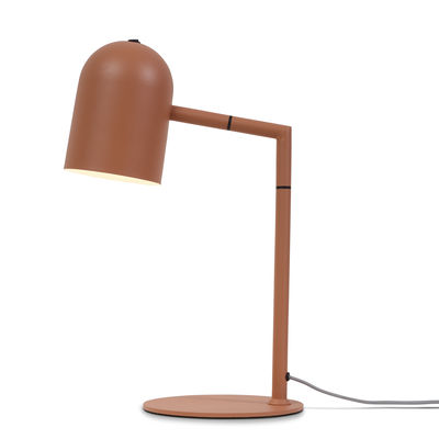 Lampe à poser Marseille / Orientable - H 45 cm - It's about Romi terracotta en métal