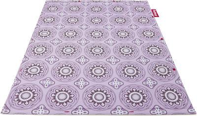 Tapis d´extérieur Flying Carpet Outdoor / 180 x 140 cm - Fatboy violet en tissu