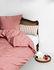Biancheria da letto 2 persone Snooze - / 200 x 220 cm di Normann Copenhagen
