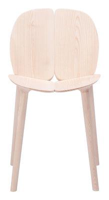 Mobilier - Chaises, fauteuils de salle à manger - Chaise Osso / Frêne naturel - Mattiazzi - Frêne naturel - Frêne naturel