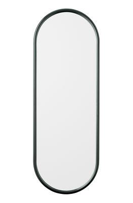 Déco - Miroirs - Miroir mural Angui / L 39 x H 108 cm - AYTM - Vert Forêt - Fer laqué, Verre