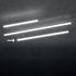 Sospensione Alphabet of light Linear - / Bluetooth - L 180 cm di Artemide