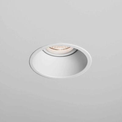 Spot encastré Minima Round - Astro Lighting blanc mat en métal