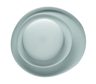 Luminaire - Appliques - Applique Bahia / 76 x 70 cm - Foscarini - Blanc - Polycarbonate