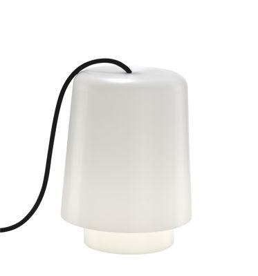 Luminaire - Luminaires d'extérieur - Baladeuse Ariane Out - Cinna - Lampe / Blanc - Polyéthylène